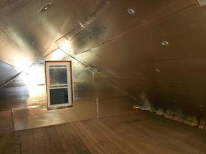 SuperAttic system reflects light in Greater Gainesville
